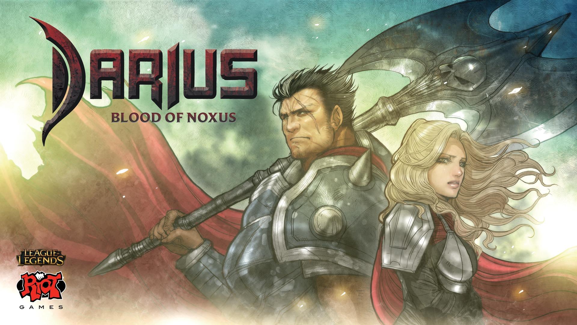 Darius PBE update